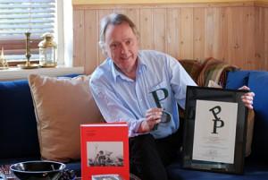 Publishingpriset Anders Wällhed